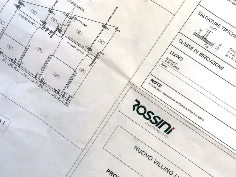 Rossini Legnostrutture Sede produttiva 1