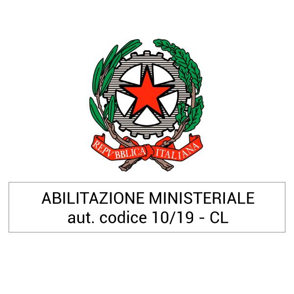 Certificazione Abilitazione ministeriale