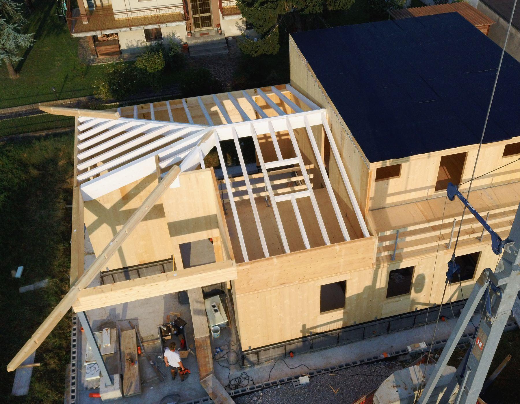 Nuova villa in BIOedilizia a Dovera (CR)