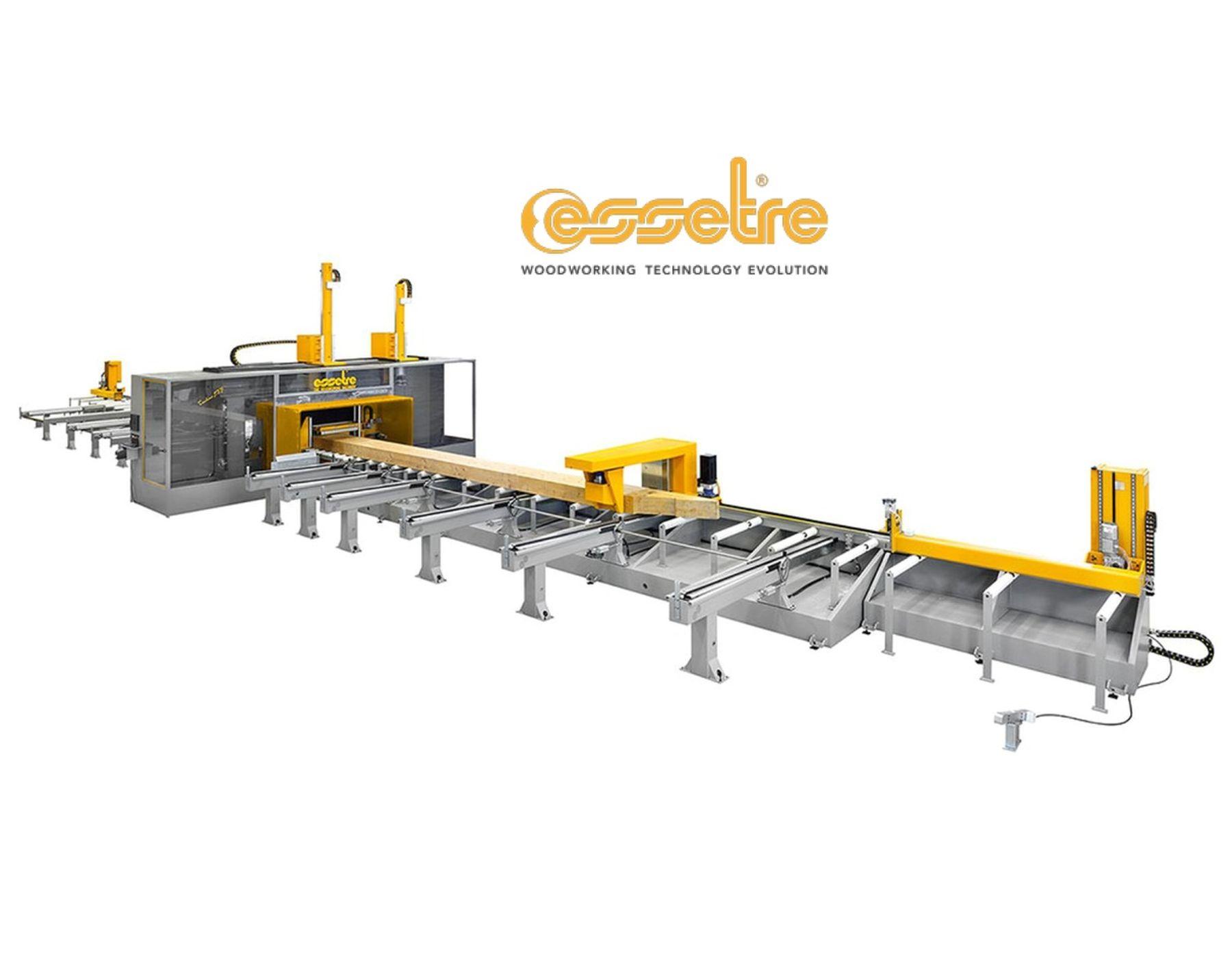 Nuovo Centro di Lavoro Essetre Techno PF 1250