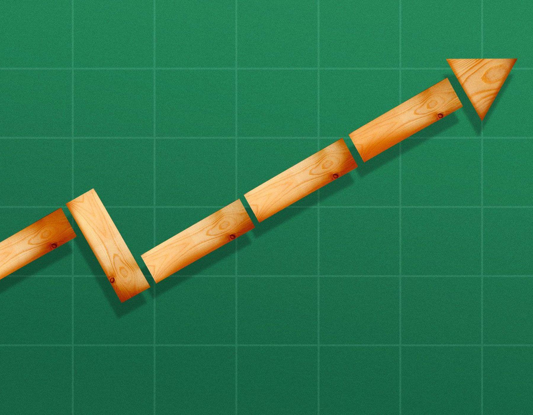 Aumento dei prezzi del legno