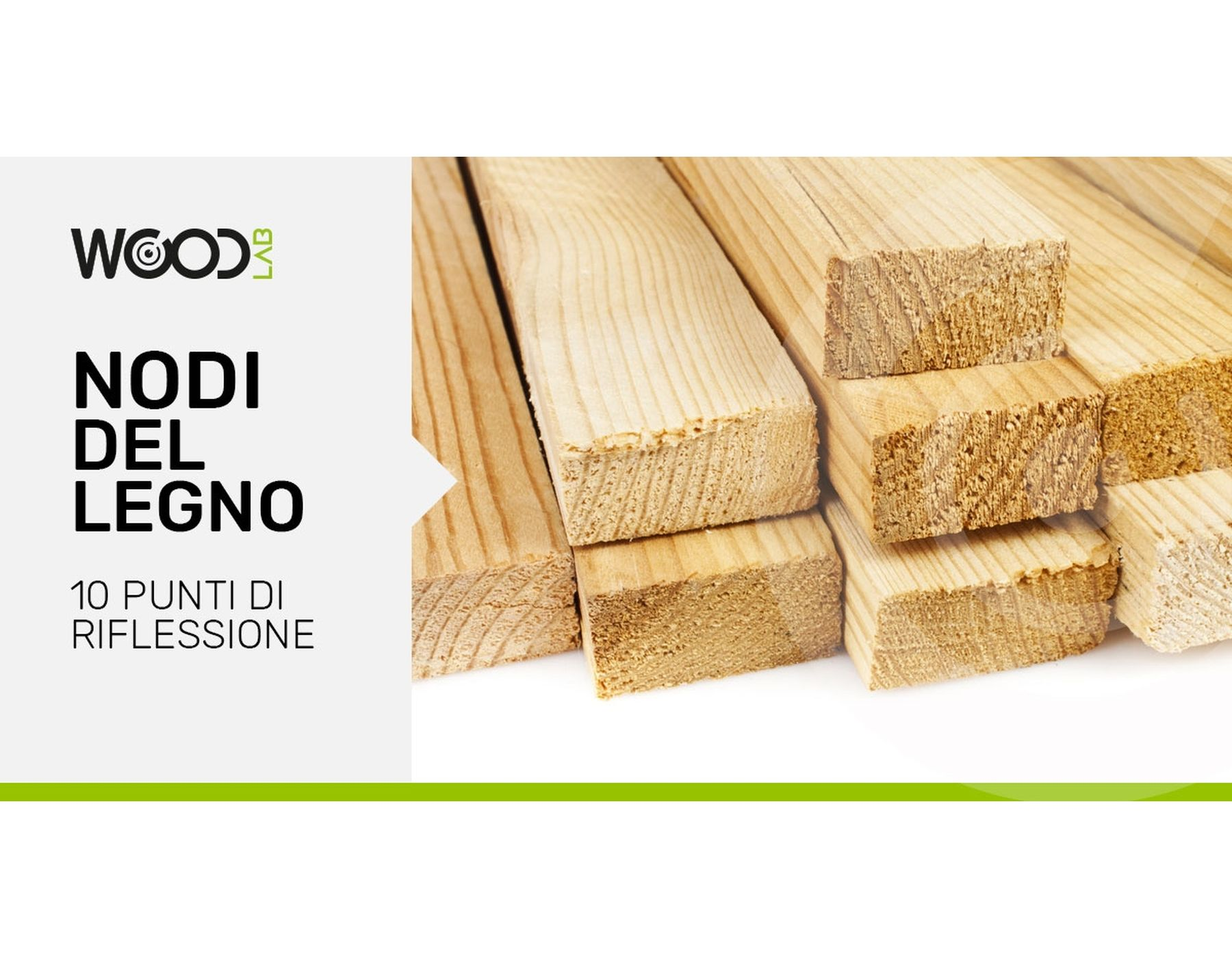 Nodi e Resistenza meccanica del legno